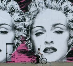 Madonna, by Mr. Brainwash