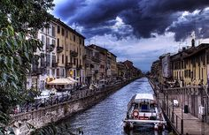 Hopefully, studying abroad will take me here one day. Milan, Italy