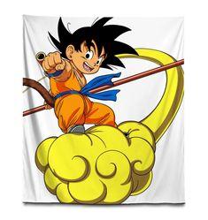 Goku Kid Tapestry Dragon Ball Gift For Anime Fans