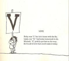 Shel Silverstein - LOVE