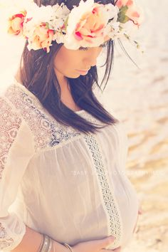 Beautiful Mariah | Puyallup Maternity Photographer