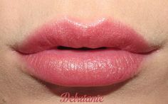 #TooFaced Melted Metal lipstick in Debutante - click through for more swatches!