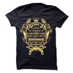 Pharmacy Technician T-Shirts, Hoodies. Get It Now ==► https://www.sunfrog.com/Geek-Tech/Pharmacy-Technician-Shirts-Hoodies-More--20753537-Guys.html?id=41382