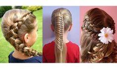 Прически для длинных волос на 1 сентября