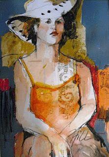 Irreverent Art, Liz Hill: June 2010