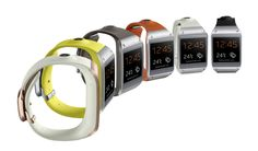 Samsung announces Galaxy Gear smartwatch with voice control and a 1.9-megapixel camera