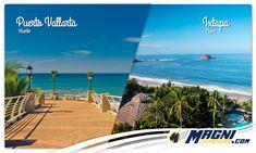 ¿Cuál prefieres?  #PuertoVallarta #Ixtapa #México