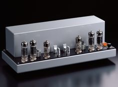 My Audio Fascination79 Koreeda Shigeharu 작 EL84/6BQ5/E84L(Telefunken) X 4 EF80/EF800(Telefunken, Siemens) x 2