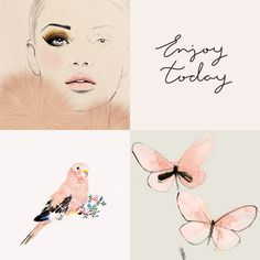 Blogupdate: Pastel, coral and copper colors are good friends...   Pinspiration http://pinspiration.de