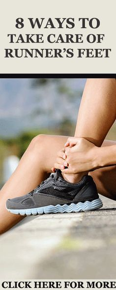 Here are 8 ways to take care of your feet when running http://www.runnersblueprint.com/8-ways-to-take-care-of-runners-feet/ #RunnersFeet #RunningInjury