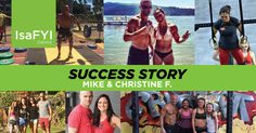 Life as a parent can be challenging. Preparing for the World CrossFit Games…difficult. Owning a business…overwhelming. Doing all of these at once? Seemingly impossible. Yet, Mike and Christine make it look easy.