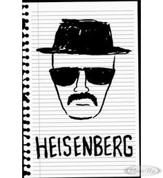 Breaking Bad Poster Heisenberg Available on http://closeup.de