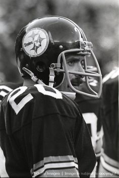 Rocky Bleier, Vietnam Veteran/Four Time Super Bowl Champion. And thank you for your service!!