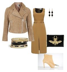 A fashion look from September 2015 featuring pocket dresses, suede jacket and man bag. Browse and shop related looks. Camel, Topshop, Shoe Bag, Polyvore, Stuff To Buy, Accessories, Shopping, Collection, Shoes