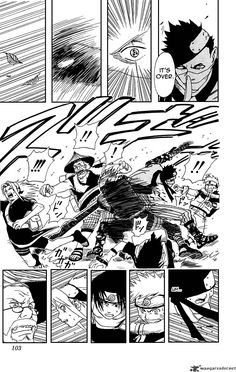 Naruto Ch.12 Page 15 - Mangago