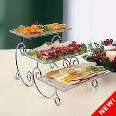 Multi-Tiered Serving Tray - Bing Images
