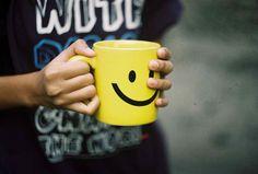 Smiley Face Mug :)