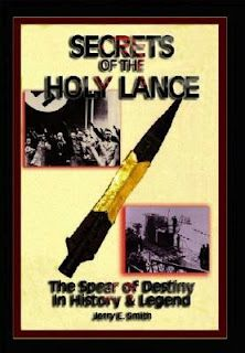 """""""Secrets Of The Holy Lance: The Spear Of Destiny In History And Legend"""" by Jerry E. Smith and George Piccard is a book detailing the legends surrounding the spear that pierced the side of Jesus Christ as he hung on the cross. Date, Holy Lance, Joseph Of Arimathea, Roman Centurion, Ancient Mysteries, Pierce The Veil, Nonfiction Books, Destiny, The Secret"""