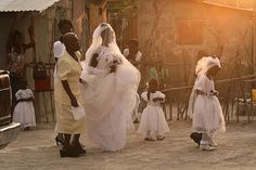 Haitian Wedding