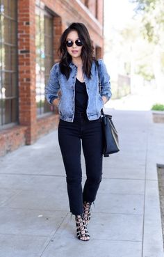 28 Amazing Fall Outfits with Jeans You Must See Now Casual Style Fashion Outfits Fall Outfits For Work, Casual Fall Outfits, Spring Outfits, Cool Outfits, Fashionable Outfits, T Shirt Streetwear, Style Streetwear, Urban Street Style, Street Styles