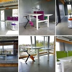 Senet gaat verhuizen naar een nieuw pand. Daar ga je uiteraard geen zitbureaus en bureaustoelen neerzetten. Nee, senet heeft Worktrainer ingeschakeld deze prachtige moderne ruimte in te richten. En zie hier het resultaat!