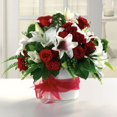 Garnet Grandeur : Shallotte NC Florist : Same Day Flower Delivery for any occasion