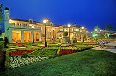 Lighting in porch. Estate in Hidden Valley, Southern ... | Mansions