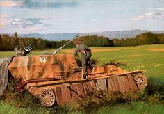 Flakpanzer 38t