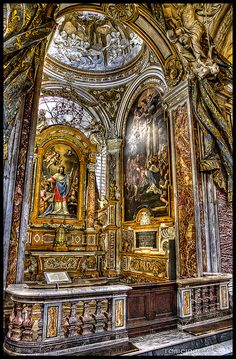 San Luigi dei Francesi | Flickr - Photo Sharing!