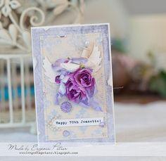 Riddersholm Design: In love with lavender color...