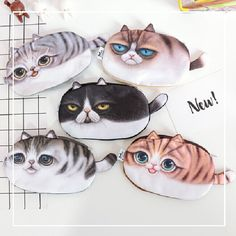 3D creative Cat Cute Simulation Pencil Case Durable Large Capacity School Supplies Stationery Hot Pen Box #>=#>=#>=#>=#> Click on the pin to check out discount price, color, size, shipping, etc. Save and like it!