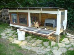 building+a+rabbit+hutch+out+of+pallets | Bought this one today off CL today for a whopping $50, but I'm using ...