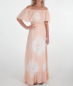 Love long dresses for summer. I need this one!