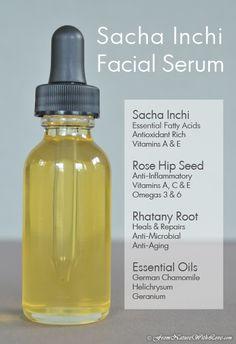 Sacha Inchi Facial Serum