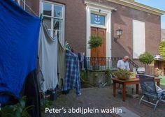 Peter's abdijplein waslijn - fotoproject 'Waslijnen vol verhalen' Home Appliances, House Appliances, Appliances