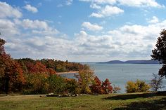 Lake Eufaula, SE Oklahoma                         Growing up here, lake weekends, horses and my parent's retirement. love this place!