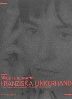 Franziska Linkerhand / Brigitte Reimann  http://bu.univ-angers.fr/rechercher/description?notice=000810862