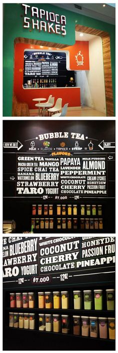 Wanna try bubble tea so bad!