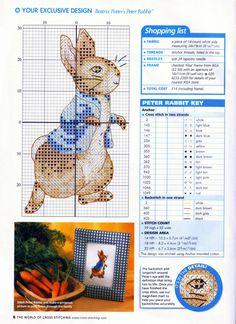 Gallery.ru / Photo # 5 - The world of cross stitching 054 January 2002 - WhiteAngel