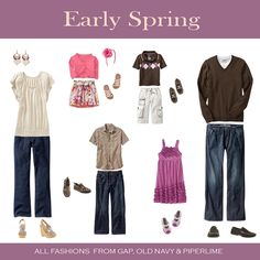 What to wear Spring Session