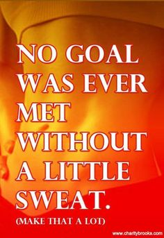 Jump into your SWEAT POOL to achieve your goals!  #workouts #sweating #tired #conditioning #coaching
