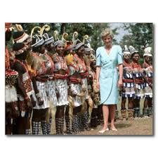 Princess Diana in West Africa 1990 - Google Search