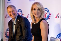Carrie Underwood to Honor Military Families during Tour - Underwood will meet with selected military families in 10 cities and perform a free New York concert onboard the Carnival Vista.