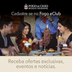 Quer ficar atualizado com todas as novidades do Fogo de Chão? Inscreva-se no Fogo eClub: http://fogodechao.com.br/fogo-eclub e não perca nossas promoções, eventos, ofertas e muito mais. #fogodechão #fogodechaobr #gofogo #fogoeclub