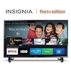 Insignia HD Smart TV - Fire TV Edition delivers HD picture quality with deep contrast, and vivid colors. With the Fire TV experience built-in, enjoy tens of Tv Without Stand, Alexa Skills, Big Screen Tv, Amazon Fire Tv Stick, Hd Led, Prime Video, Live Tv, Smart Tv, Movies And Tv Shows