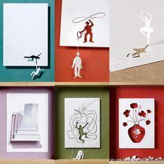 #paper #art #scissors