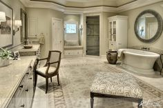 Dreamy bathroom with neutrals bathrooms in 2019 ванная комна Dream Bathrooms, Dream Rooms, Beautiful Bathrooms, Bungalow, Barbie Dream House, Bathroom Inspiration, Bathroom Ideas, My Dream Home, Planer
