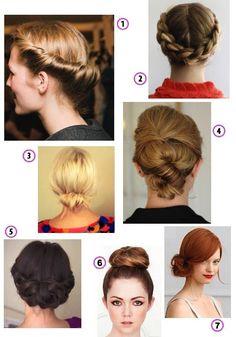 Look of the Week: Seven Easy DIY Hair Tutorials   7x7