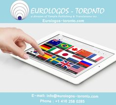 """We """"Eurologos-Toronto"""" provide best & affordable document translation services in Toronto including #birth_certificate translation and marriage certificate translation. For more information please visit our website www.Eurologos-toronto.com"""
