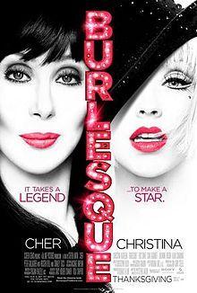 Burlesque --- Awesome Movie